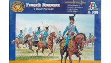 FRENCH HUSSARS  1st REGIMENT