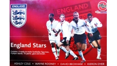 England Stars  COLE-ROONEY-BECKHAM-DYER