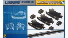 T-136 Individual Track link set for M109A1/A2/A3/A4