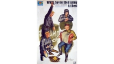 WWII SOVIET RED ARMY At Rest