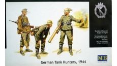 GERMAN TANK HUNTERS,  1944