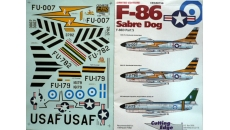 F-86D SABRE DOG Part 5