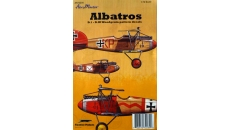 Albatros D.I/Albatros D.III Woodgrain Pattern for propeller blades and fuselage