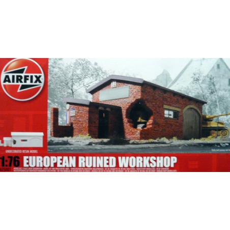 EUROPEAN RUINED WRKSHOP