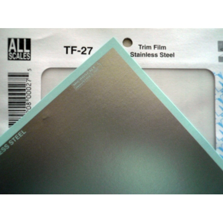 TRIM FILM STAINLESS STEEL