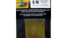 DRILLED PLATE