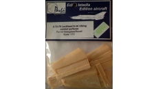 LOCKHEED S-3A  VIKING CONTROL SURFACES  for  HASEGAWA / REVELL