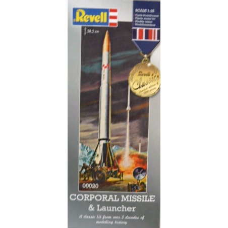 CORPORAL MISSILE & Launcher