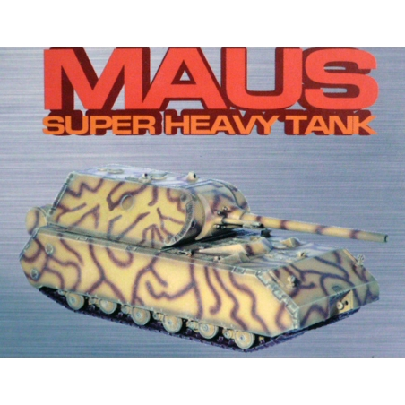 MAUS SUPER HEAVY TANK