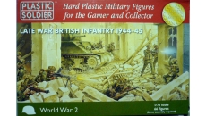 LATE WAR BRITISH INFANTRY 1944-45