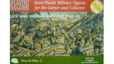 LATE WAR GERMAN INFANTRY 1943-45
