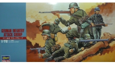 GERMAN INFANTRY ATTACK GROUP