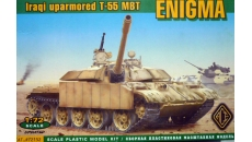 ENIGMA IRAQI UPARMORED T-55 MBT