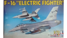 F-16B '' ELECTRIC FIGHTER '' FIGHTING FALCON
