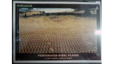 PERFORATED STEEL PLATES