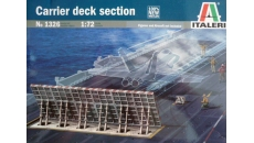 CARRIER DECK SECTION