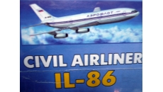 IL-86  CIVIL AIRLINER