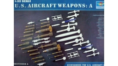 U.S. AIRCRAFT WEAPONS : A accessories for U.S. aircraft kits