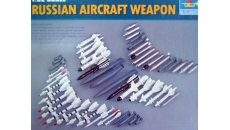 RUSSIAN ARCRAFT WEAPON  accessories for Russian aircraft kits