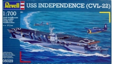 USS INDEPENDENCE  (CVL-22)