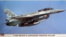 F-16D  (BLOCK 52  ADVANCED ) FIGHTING FALCON