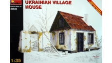 UKRAINIAN VILLAGE HOUSE