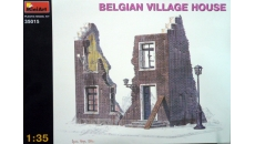 BELGIAN VILLAGE HOUSE